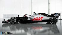 Haas VF-20, 2020