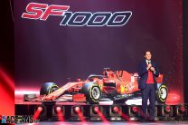 Ferrari fires up new SF21 and confirms dates of car and team launches