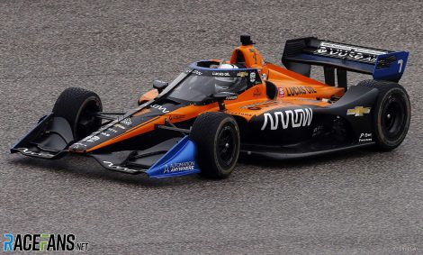 Oliver Askew, McLaren, IndyCar, Circuit of the Americas, 2020