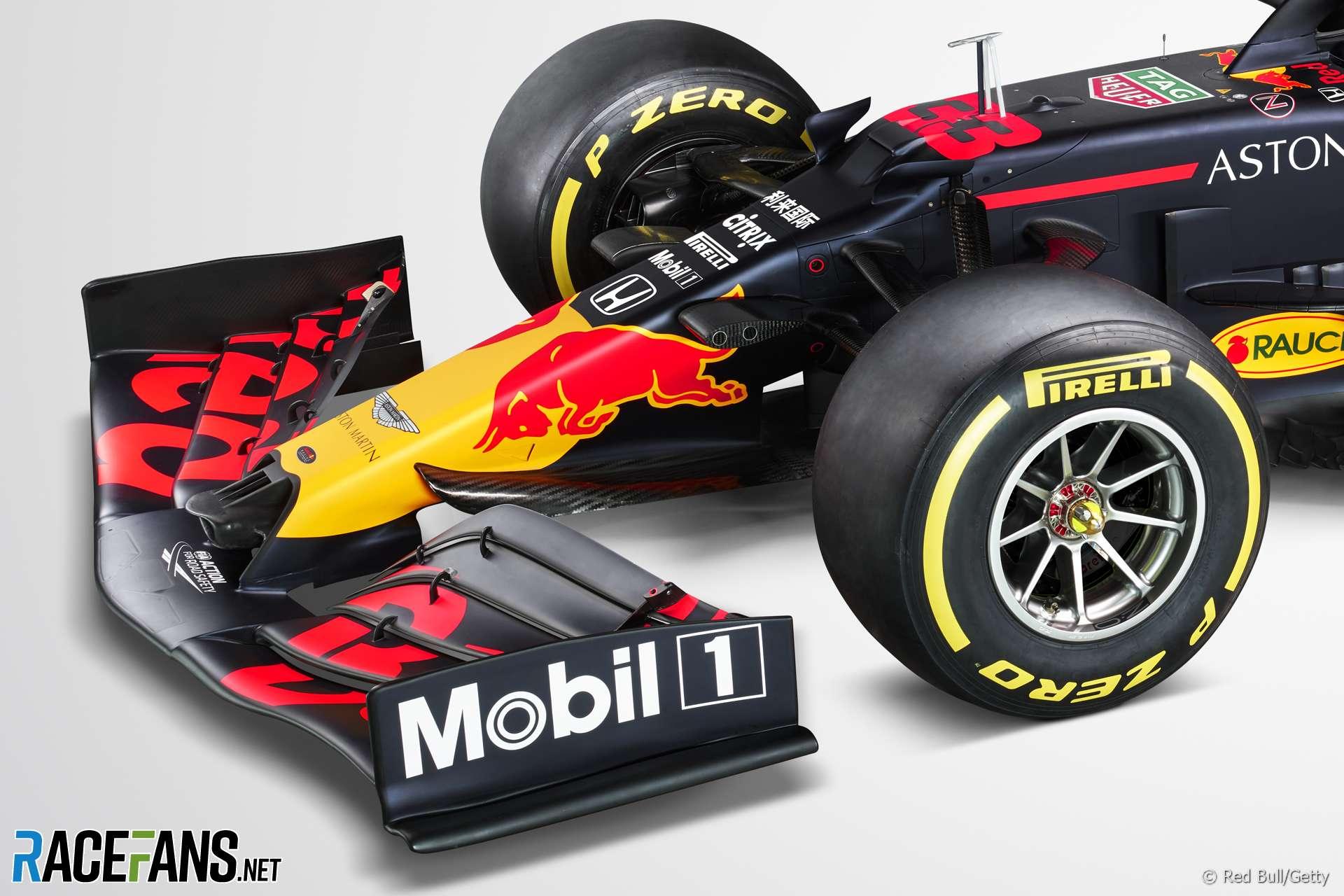 Red Bull RB16, 2020