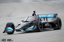 Felix Rosenqvist, Ganassi, IndyCar, Circuit of the Americas, 2020