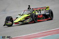 Santino Ferrucci, Coyne, IndyCar, Circuit of the Americas, 2020