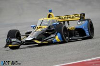 Zach Veach, Andretti, IndyCar, Circuit of the Americas, 2020