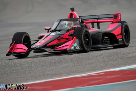 Alex Palou, Coyne, IndyCar, Circuit of the Americas, 2020