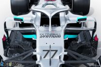"""New Mercedes adopts rivals' sidepod design but features """"adventurous"""" new suspension"""