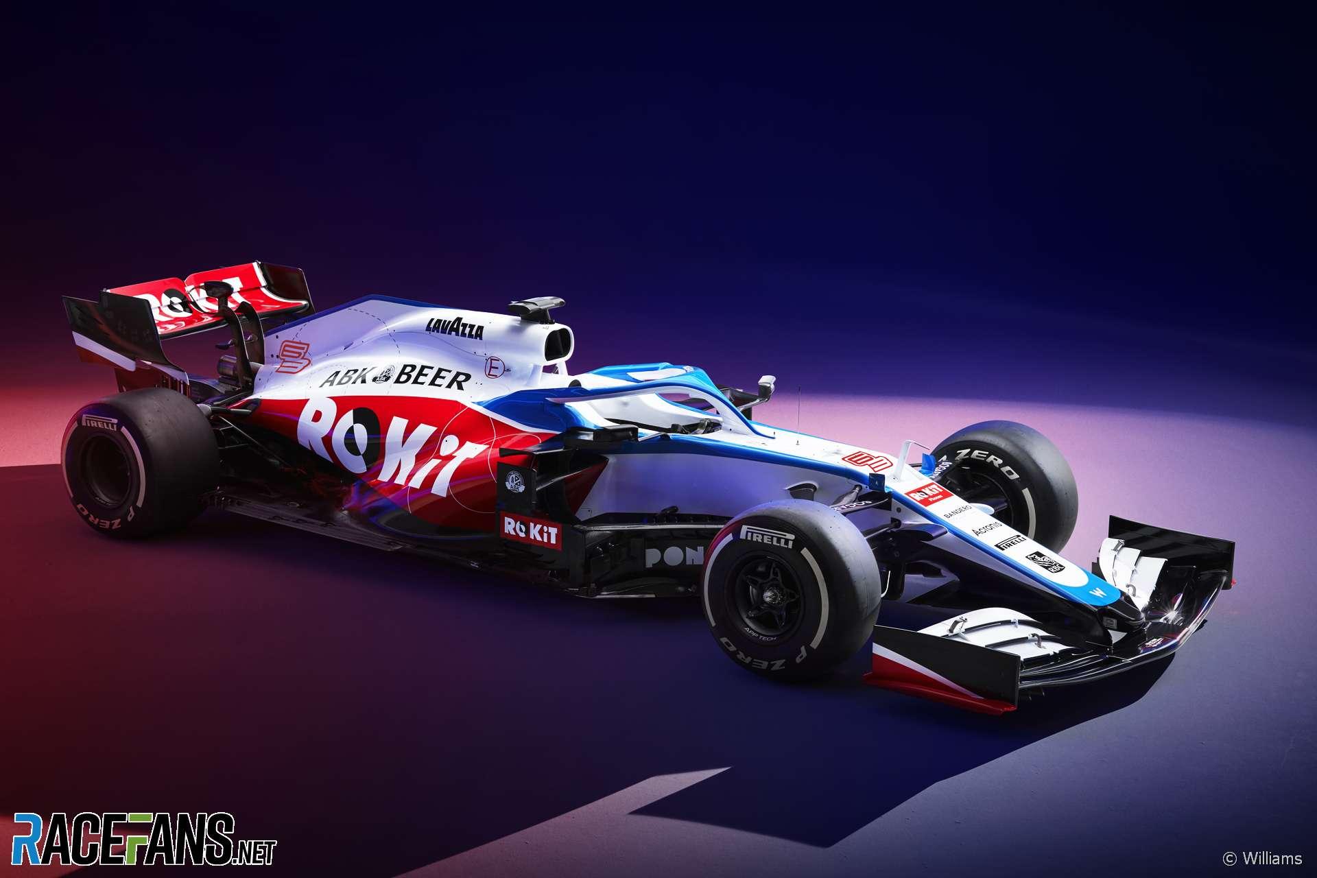 Williams FW43, 2020