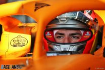 Sainz: Difficult for McLaren to compete with 'small teams getting help from big teams'