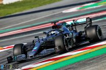 Bottas and Perez ahead as first morning of test ends