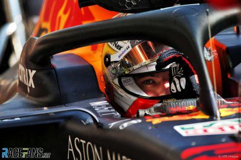 Max Verstappen, Red Bull, Circuit de Catalunya