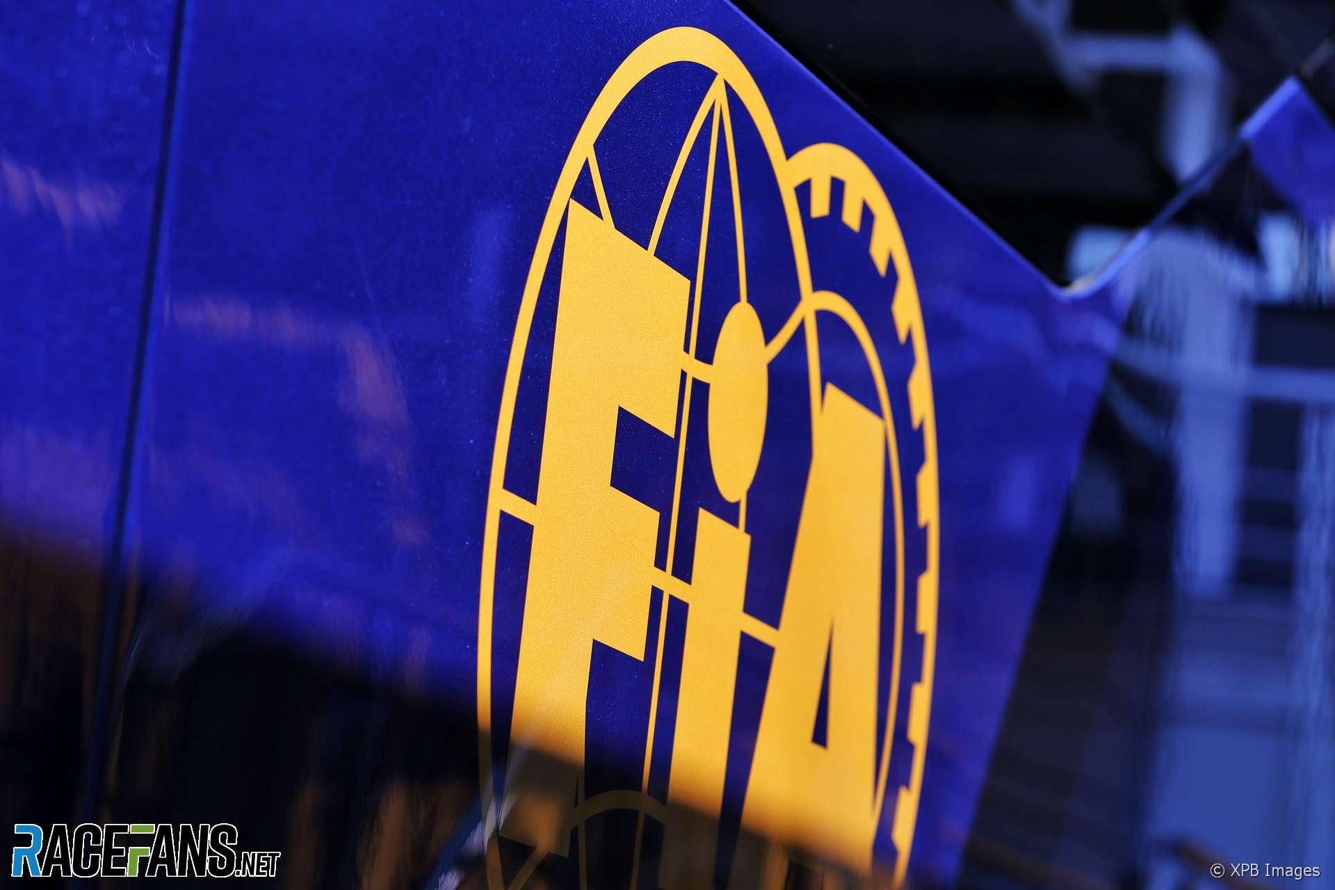 FIA, Circuit de Catalunya