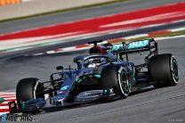 Mercedes fastest, Ferrari 11th on first day of test