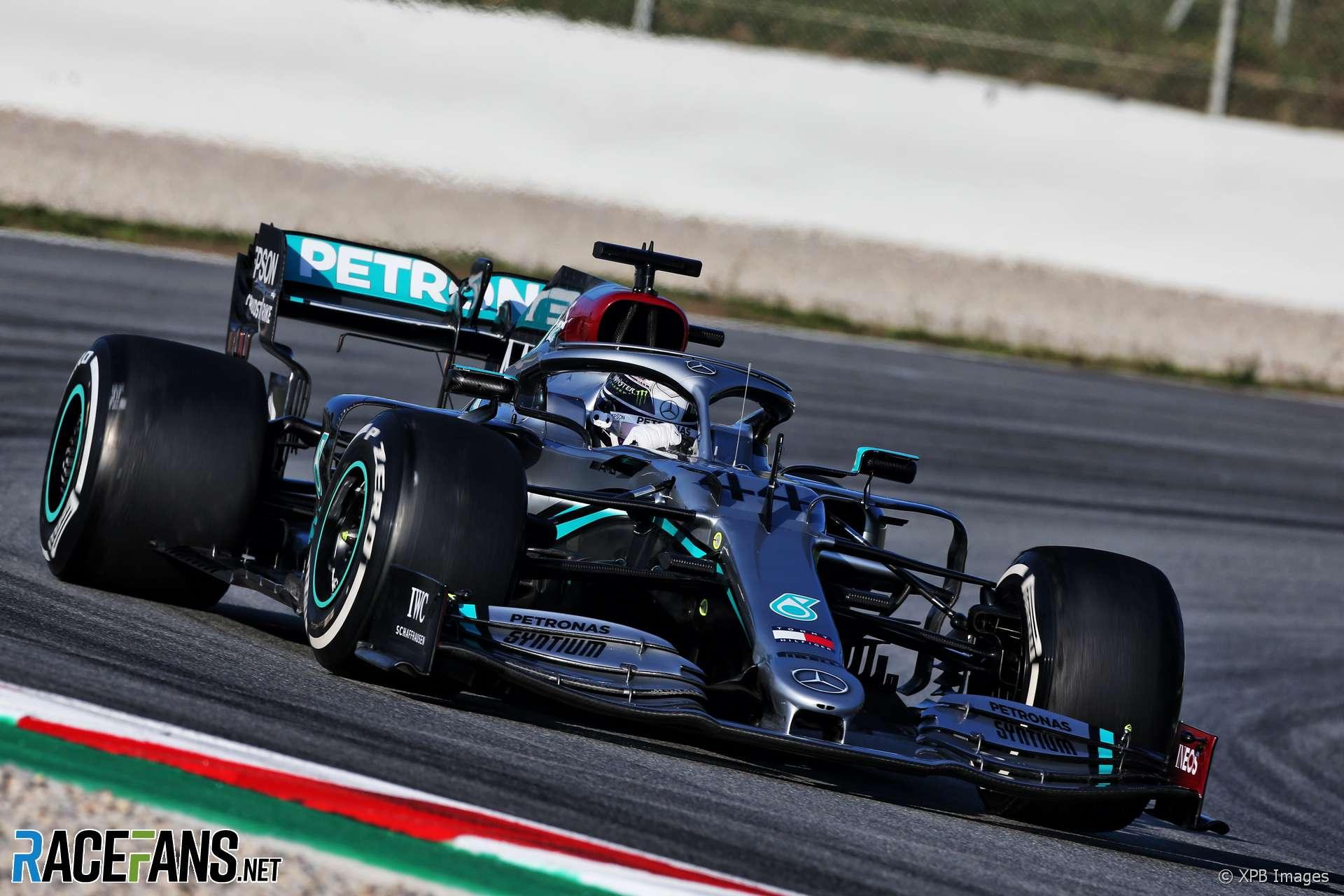 F1 Barcelona 2021