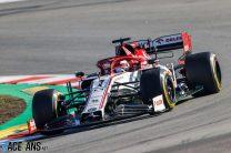 Minimum F1 car weight to rise again in 2021