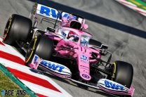 Racing Point on top as Mercedes' steering wheel attracts attention