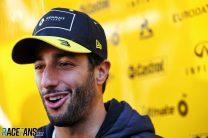 Daniel Ricciardo, Renault, Circuit de Catalunya, 2020