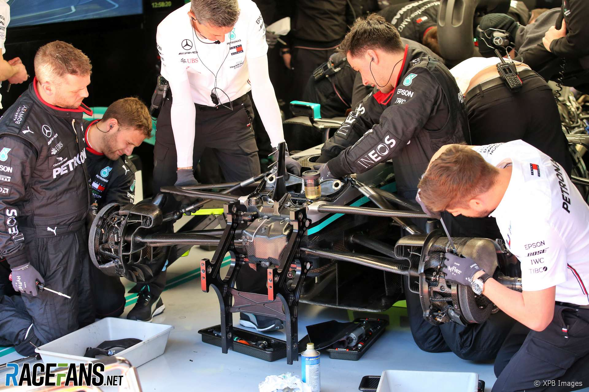 FIA: Mercedes' steering system 'DAS' appears to be legal · RaceFans