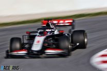 Romain Grosjean, Haas, Circuit de Catalunya, 2020