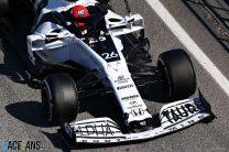 Daniil Kvyat, AlphaTauri, Circuit de Catalunya, 2020