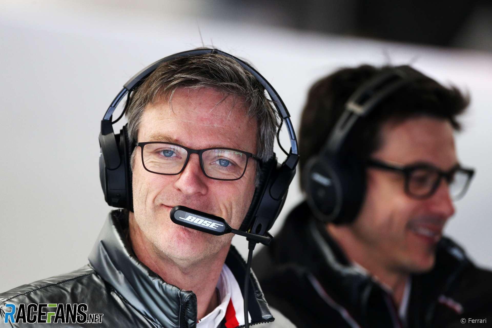 James Allison, Mercedes, Circuit de Catalunya, 2020
