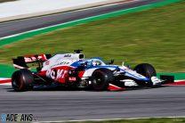 Nicholas Latifi, Williams, Circuit de Catalunya, 2020