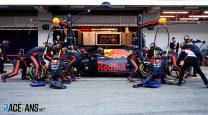 Red Bull, Circuit de Catalunya, 2020