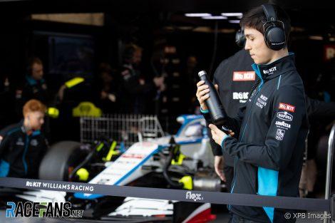Jack Aitken Williams, Circuit de Catalunya, 2020