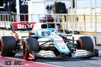 """Williams """"frustrated"""" by Mercedes power unit problems"""