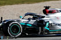 Mercedes give drivers guidelines on how to use DAS in races
