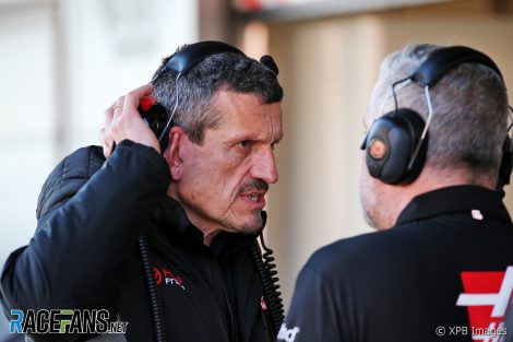 Guenther Steiner, Haas, Circuit de Catalunya, 2020