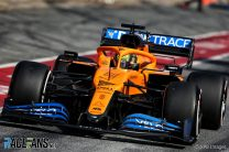 New McLaren hasn't improved as much as Norris hoped