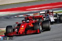 Ferrari propose higher budget cap for manufacturer F1 teams than 'customers'