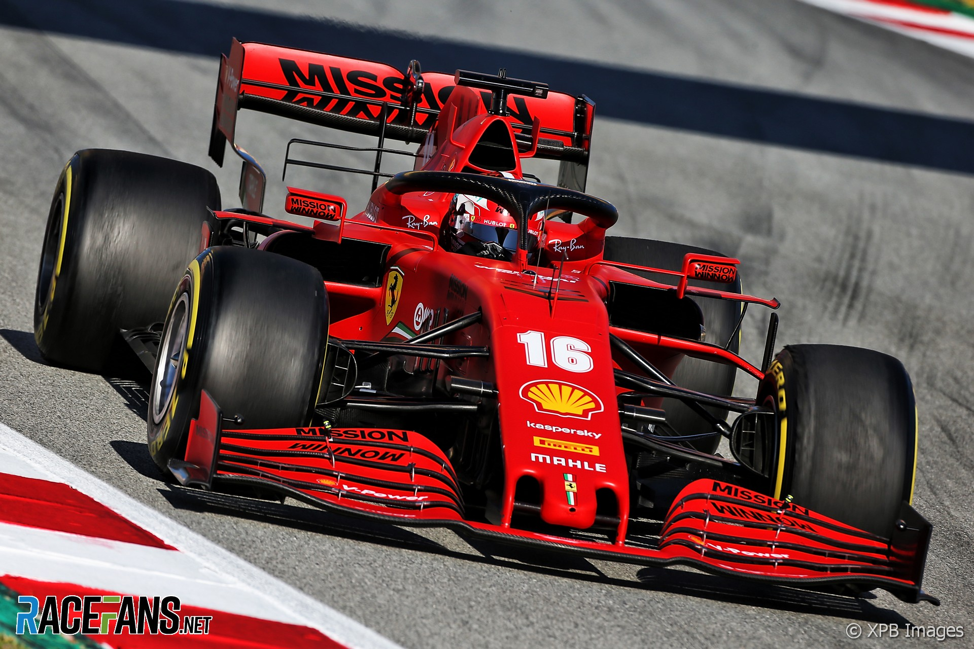 Fia Reaches Agreement With Ferrari After Power Unit Investigation Racefans