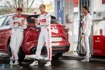 Caption Competition 167: Raikkonen, Kubica and Giovinazzi