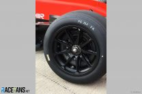 """How F1 teams are adapting last year's chassis as """"mule cars"""" for 2021 tyre testing"""