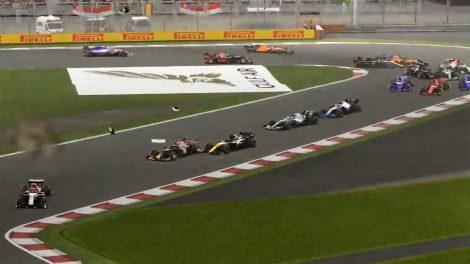 F1's Virtual Bahrain Grand Prix was a scrappy affair