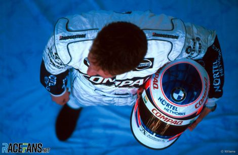 Jenson Button, Williams, Melbourne, 2000