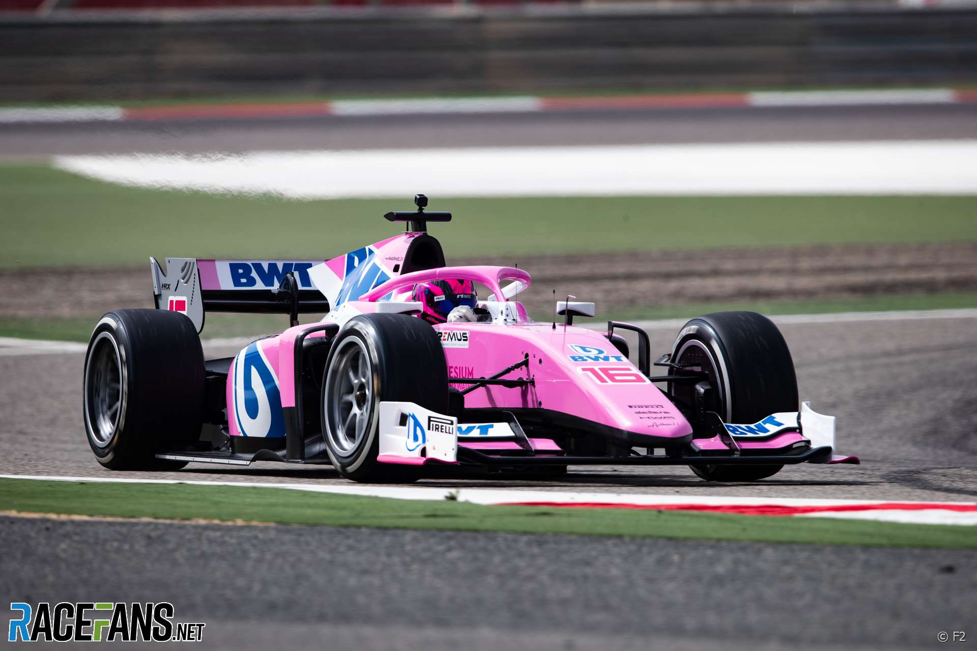 Artem Markelov, HWA, Bahrain International Circuit, 2020