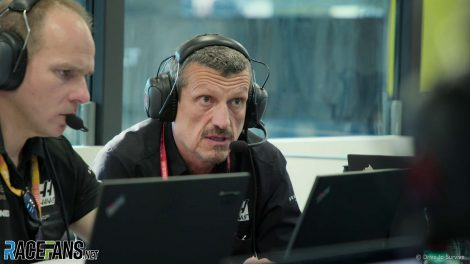 Guenther Steiner, Drive to Survive season two, 2019