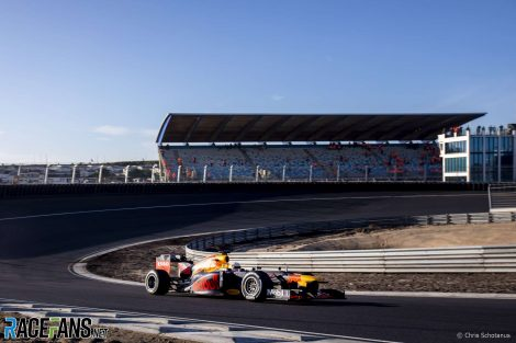 Max Verstappen, Red Bull, Zandvoort, demonstration run, 2020