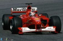 Schumacher's winning start to bid for first Ferrari world title