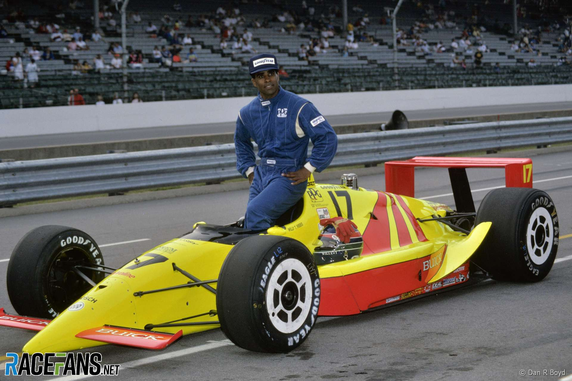 Willy T Ribbs, Walker Motorsport, Indianapolis 500, 1991