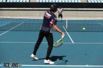 Lleyton Hewitt, Lance Stroll, Melbourne, 2020