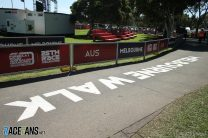 Albert Park, Melbourne, 2020