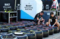 Tyres, Albert Park, Melbourne, 2020