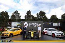 Renault 2020 livery presentation, Melbourne, 2020