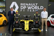 Renault to announce its F1 team will be renamed Alpine