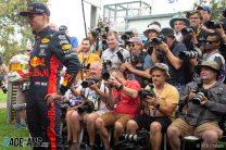 Max Verstappen, Red Bull, Albert Park, 2020