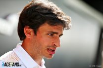 Carlos Sainz Jnr, McLaren, Albert Park, 2020
