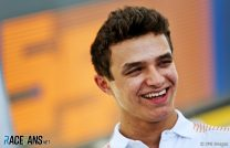 Two current F1 drivers on Virtual Bahrain GP entry list