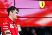 Ferrari's rivals should trust the FIA over power unit settlement – Leclerc